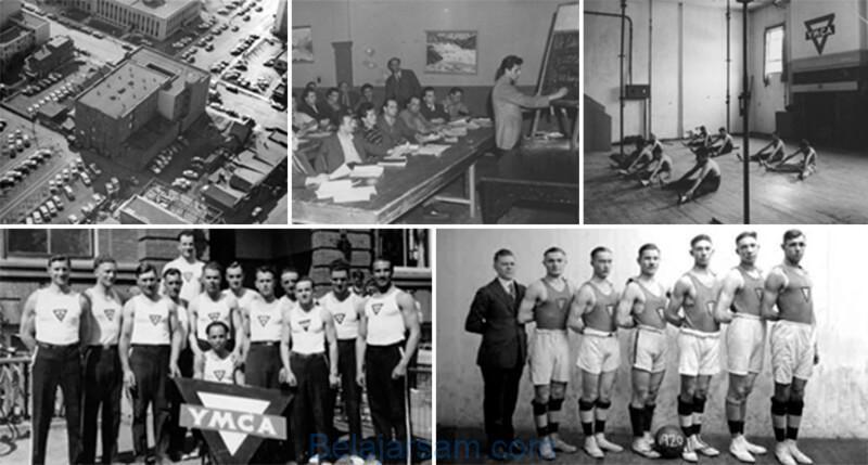 sejarah YMCA