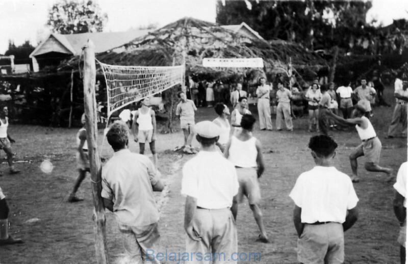 Sejarah Permainan Bola Voli di Indonesia