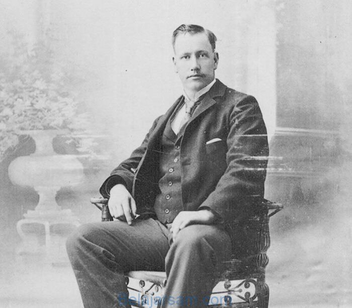 william g morgan penemu bola voli atau mintonette